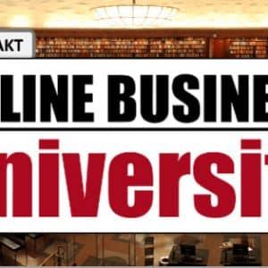 Online Business University von Meike Hohenwarter.