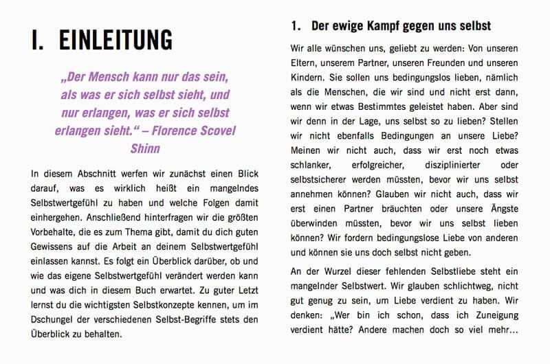 Starkes-Ich Einleitung eBook