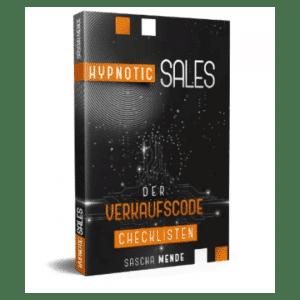 Buch für Coaches | Hypnotic Sales - 28 Checklisten der Verkaufspsychologie.